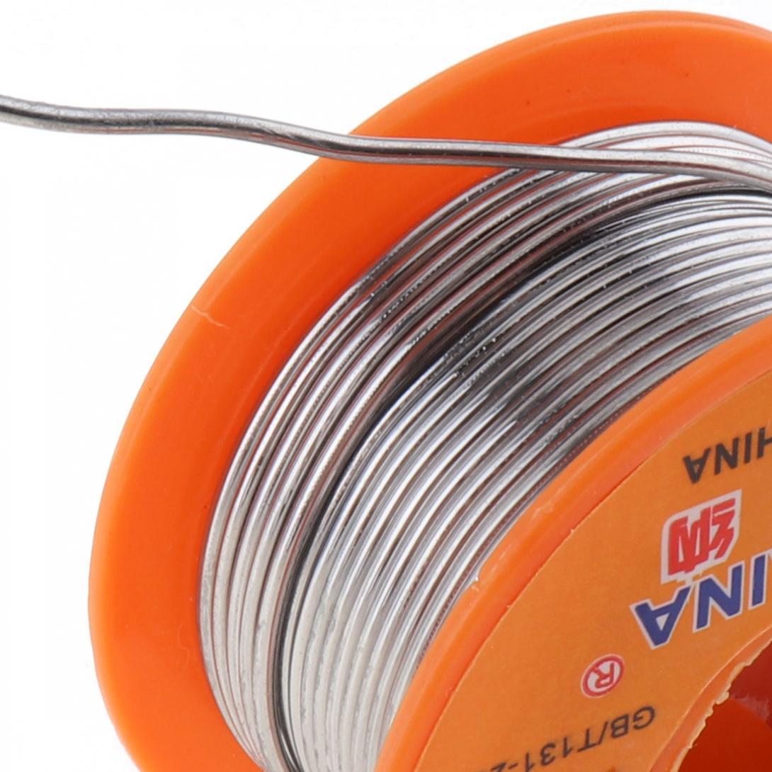 63//37 2.0mm Tin Le Solder Core Flux Soldering Welding Wire Spool Reel 50g
