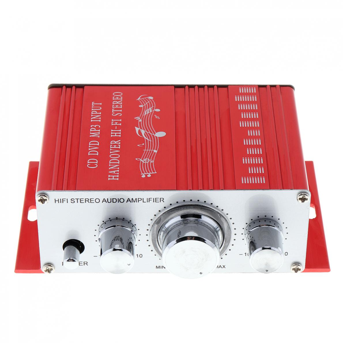 Car Audio Stereo Amplifier Auto Boat Motorbike Home Hi Fi Amp 20w Power Circuit Based Tda2005
