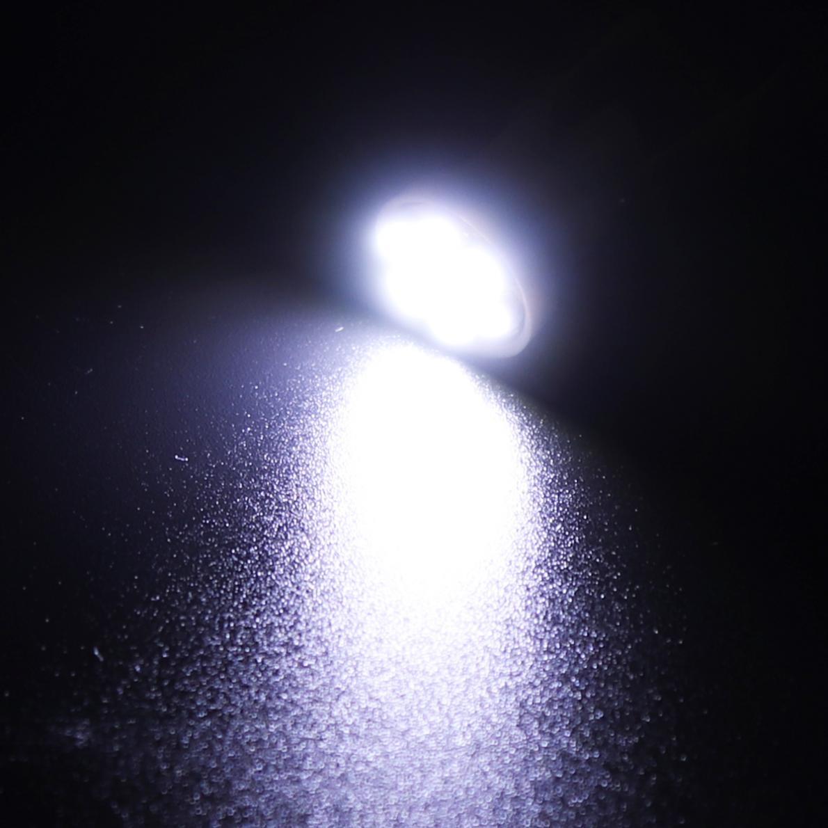 20 12V W5W T10 194 168 2825 501 192 158 White LED Side Car Wedge Light Lamp Bulb 9