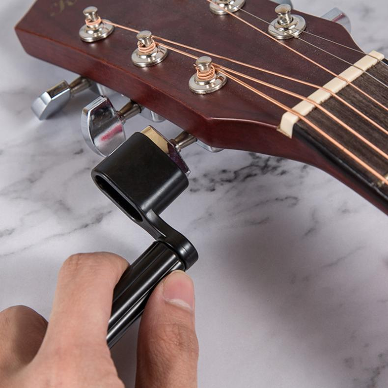 Acoustic-Electric-Guitar-String-Winder-Quick-Speed-Peg-Puller-Bridge-Pin-Remover thumbnail 3