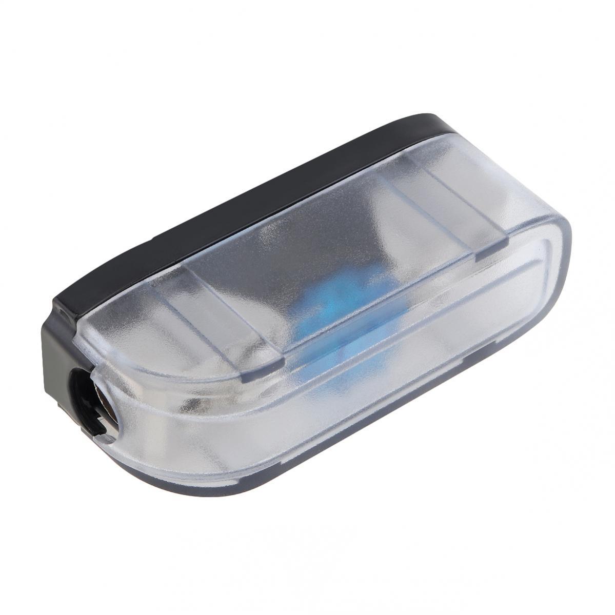 Car Audio Refit Fuse Holder 8 Gauge 60A DC 12V Audio Circuit Breaker Inline Fuse